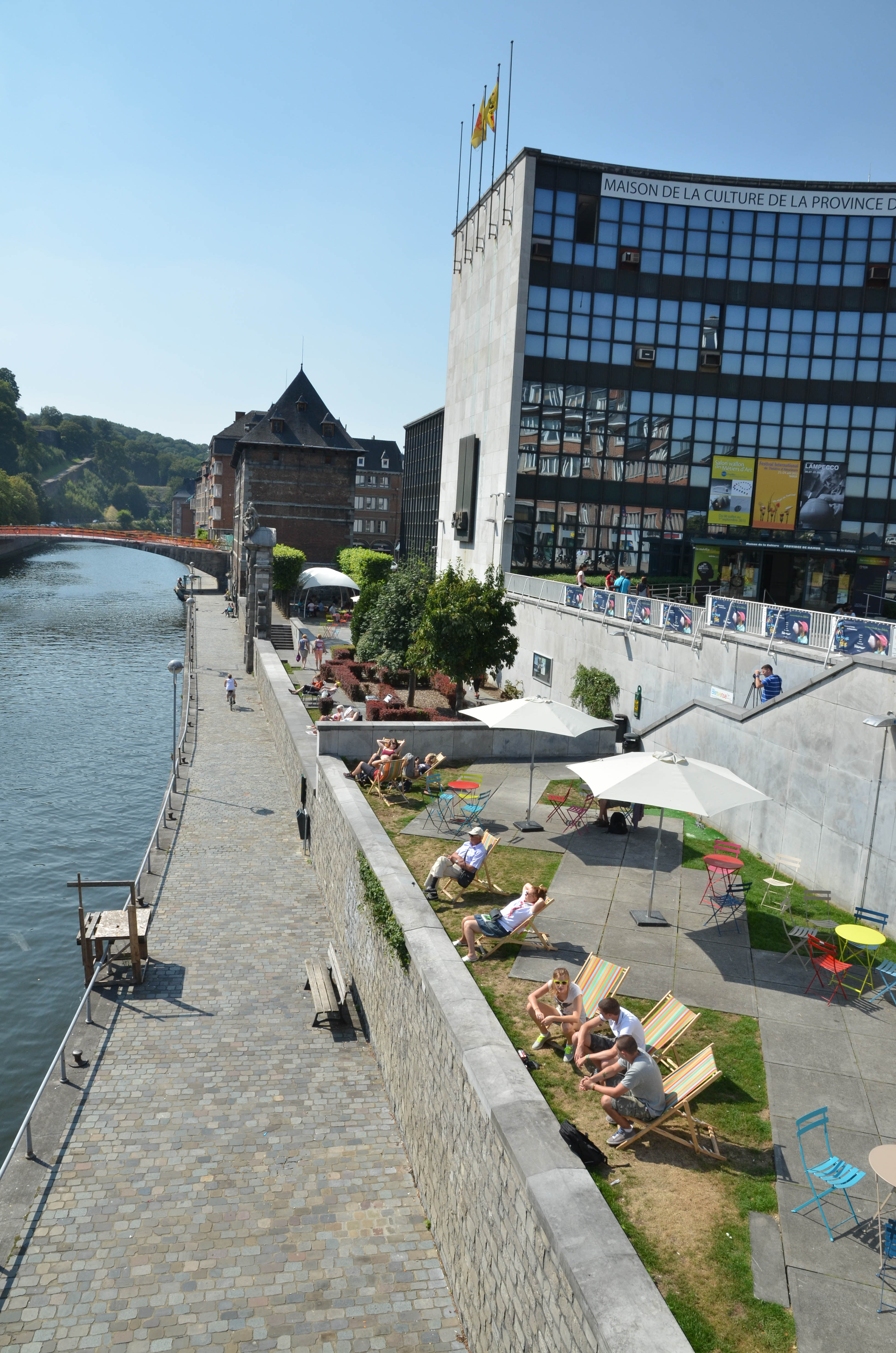 URBAN LIFESTYLE POINTS (ULP®), PLACE MAKING & POP-UP PLACES