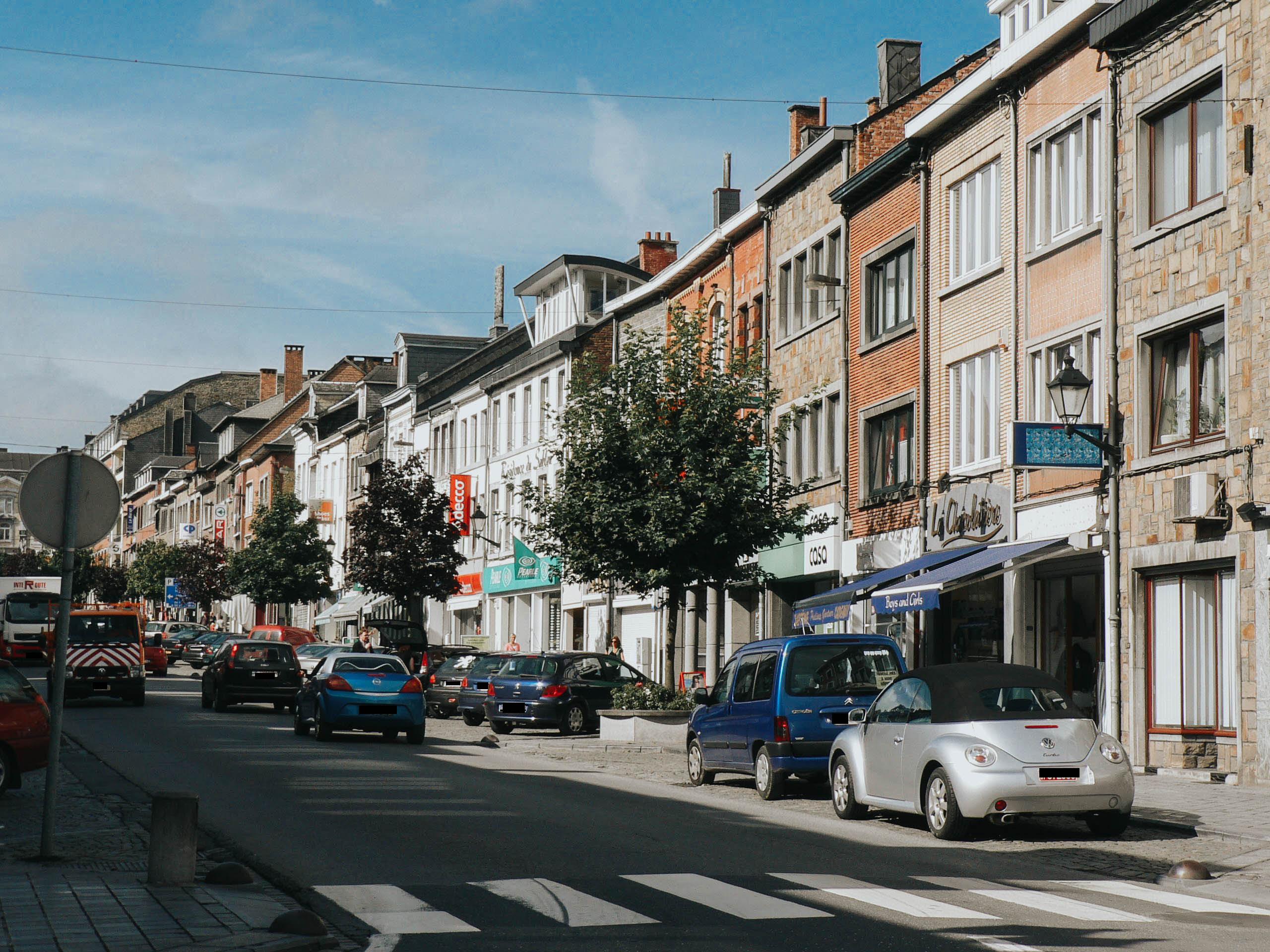 Bastogne – Retail development