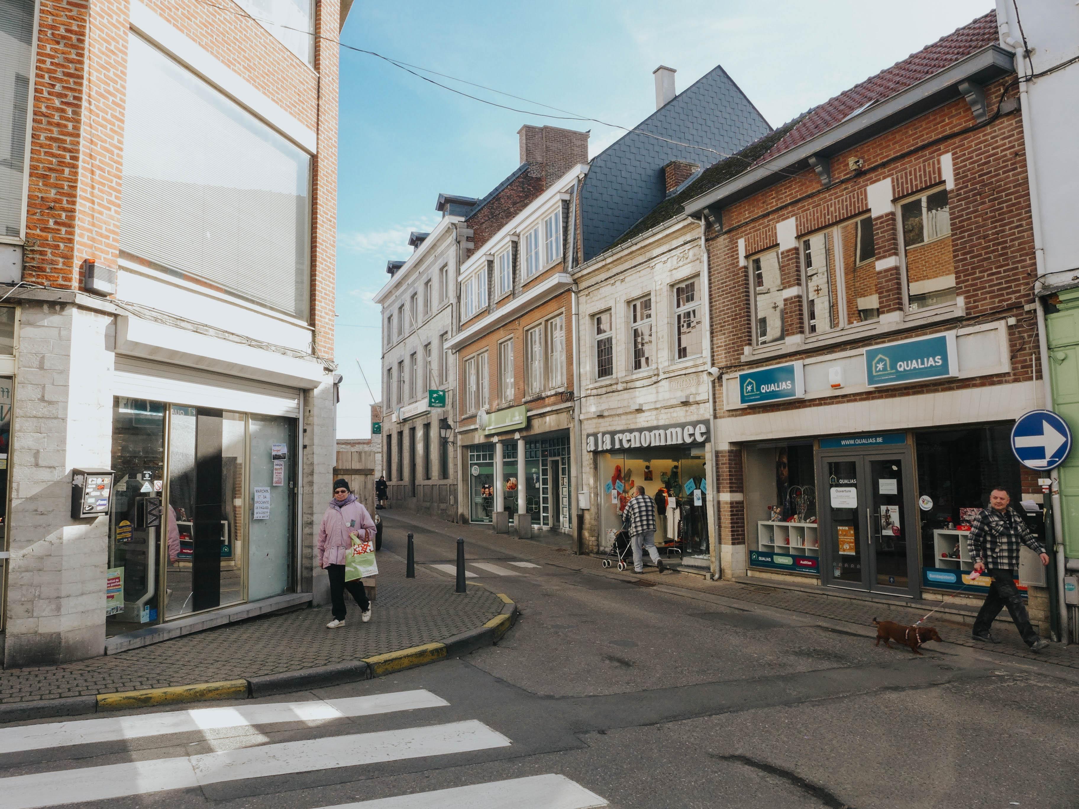 Jodoigne – Schéma de développement commercial local