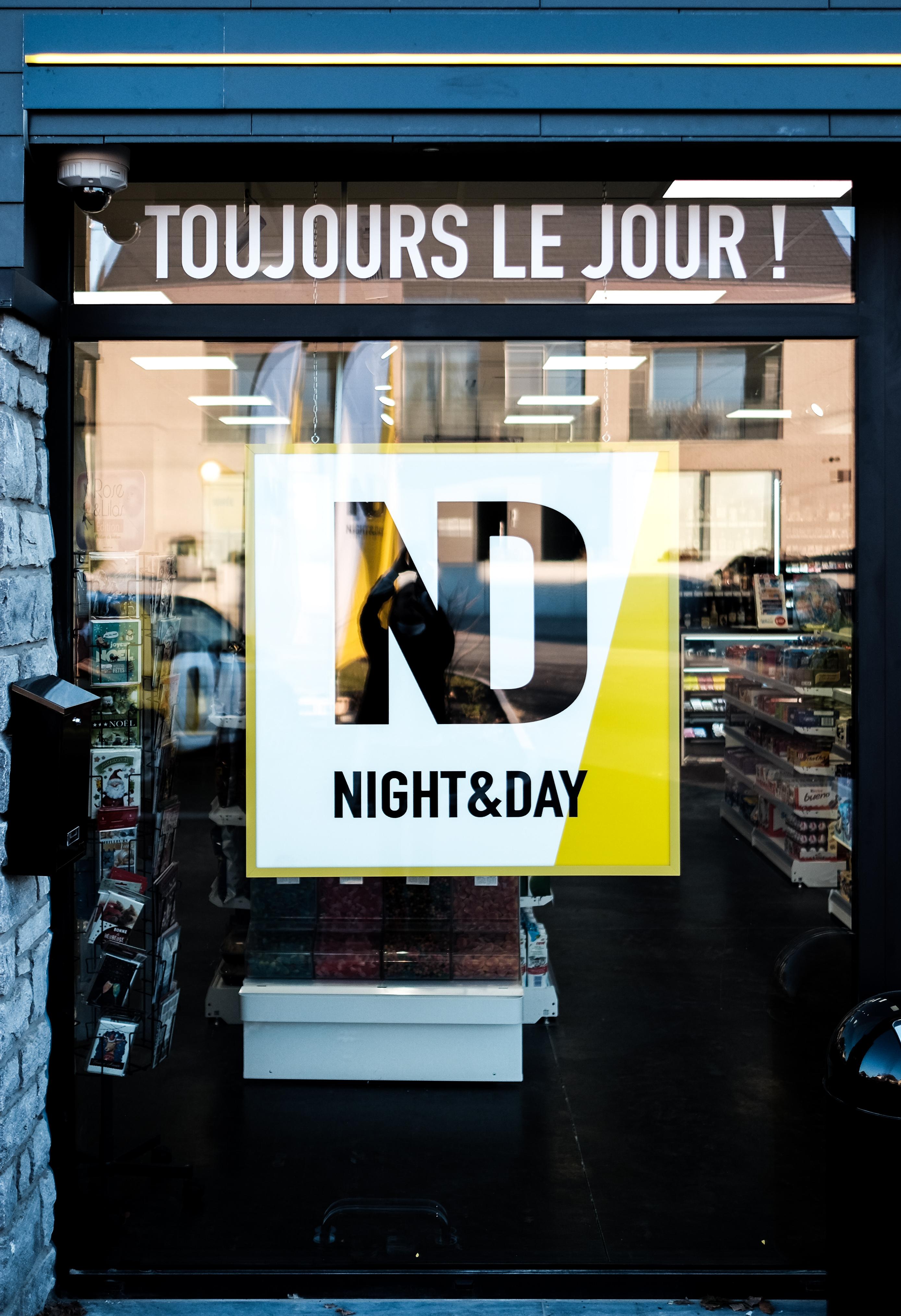 Night & Day – Étude de localisation