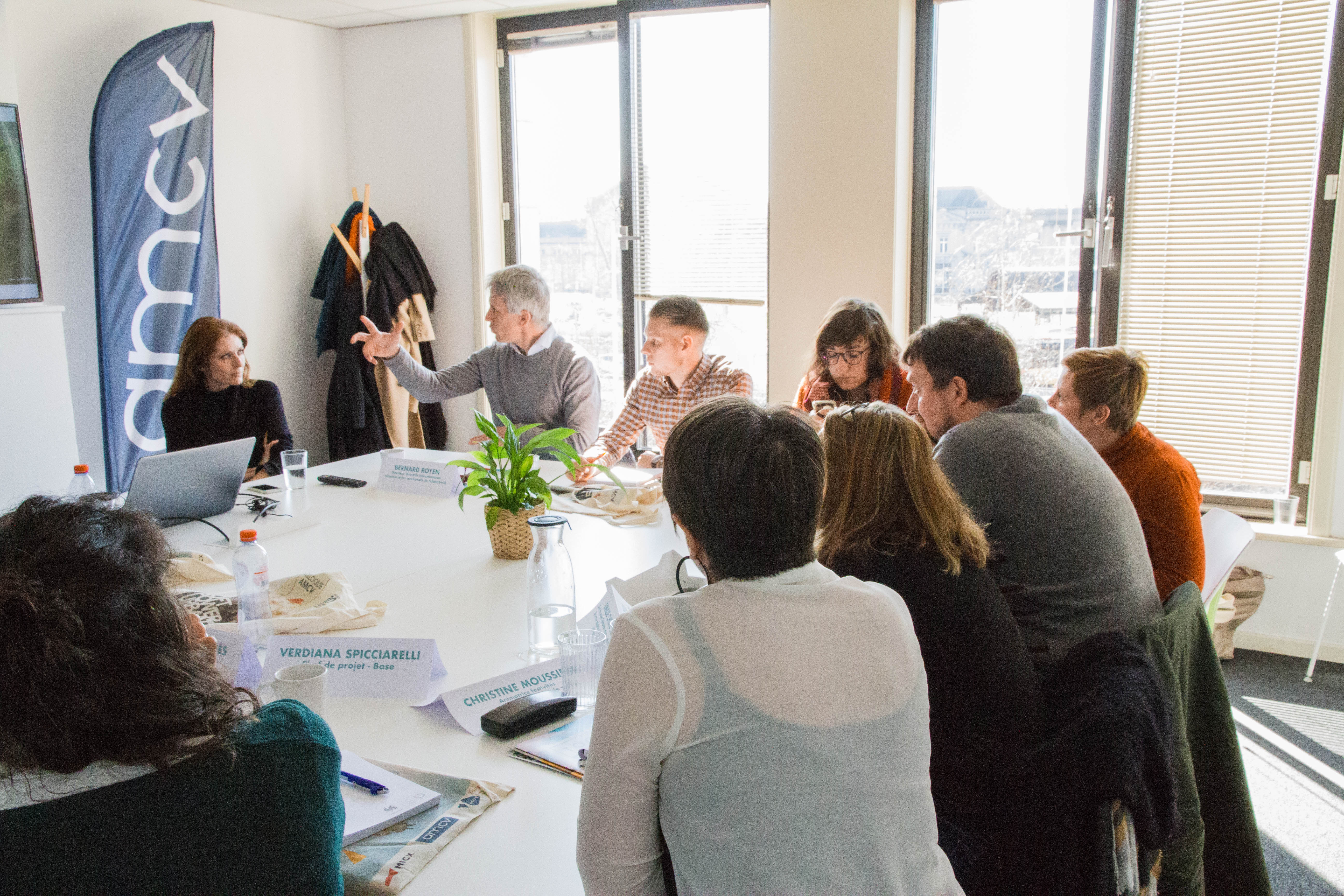 Training in the management of public space, ephemeral places and Place Making.