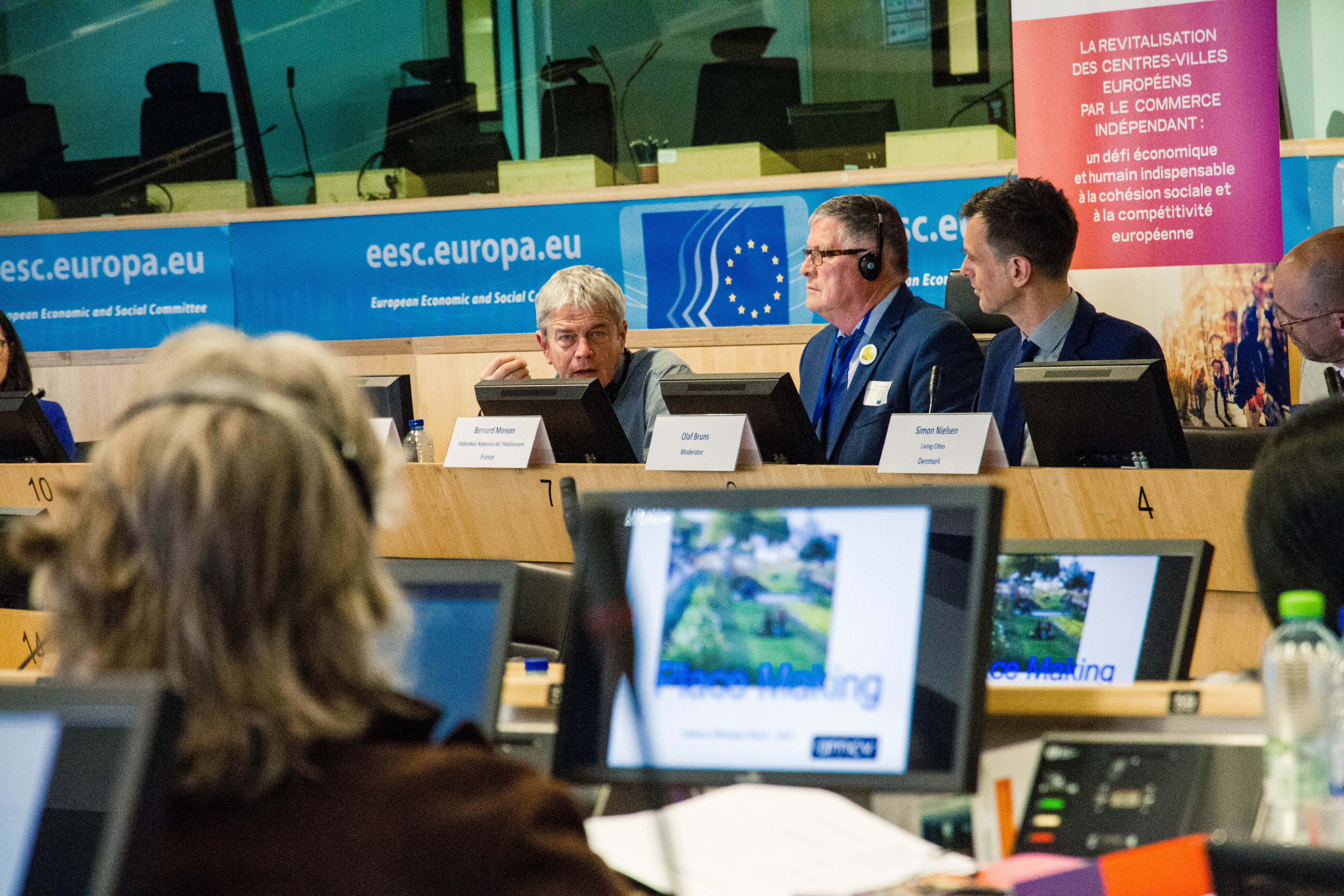 Livre Blanc Européen sur la revitalisation des centres-villes européens par le commerce indépendant