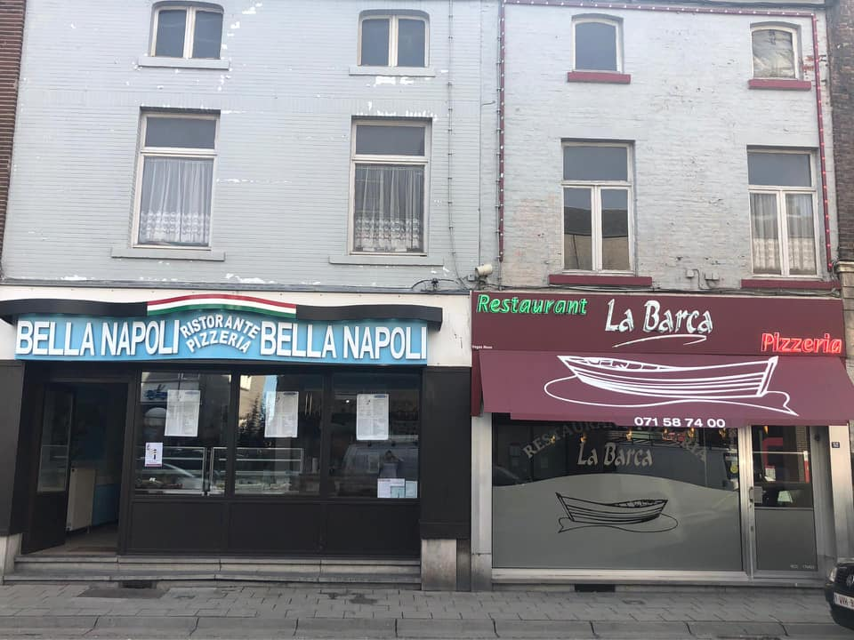 La Barca Restaurant et La Bella Napoli